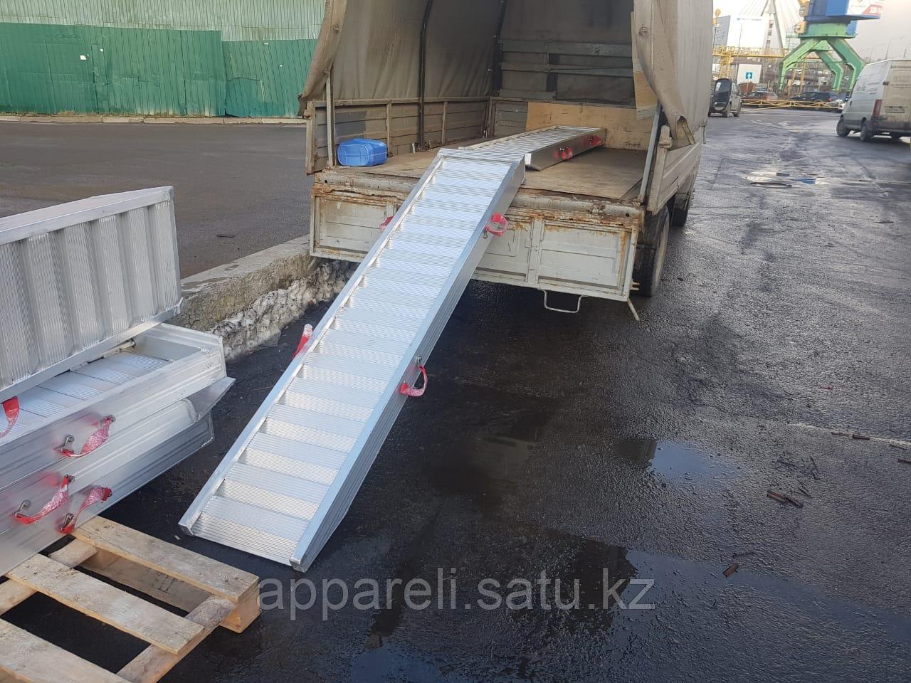 Производство рамп/сходней/аппарелей 10 тонн с бортами
