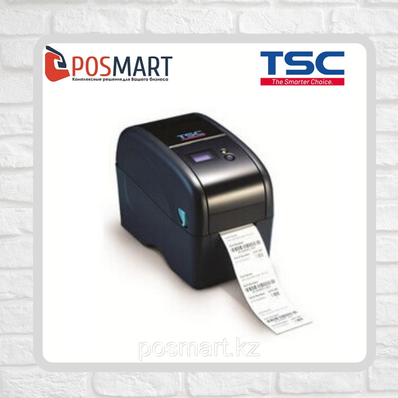 Термотрансферный принтер TSC TTP-225