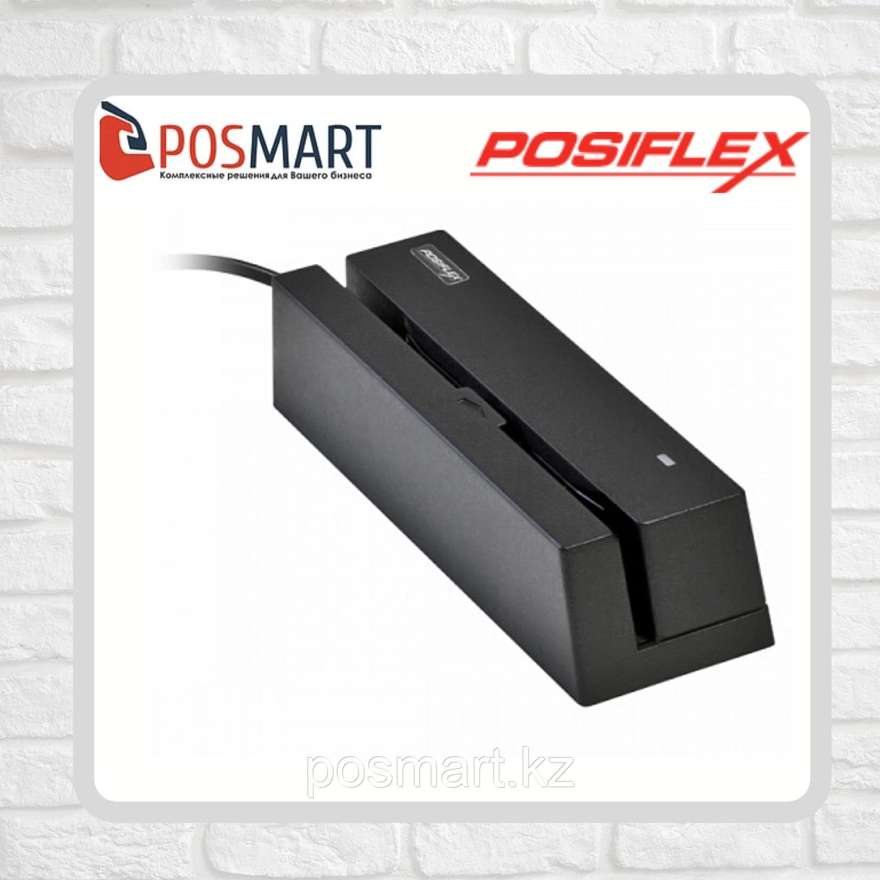 Настольный считыватель магнитных карт Posiflex MR-2106 USB