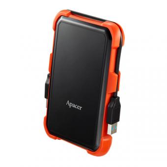 Внешний жесткий диск 2,5 2TB Apacer AP2TBAC630T-1 оранжевый