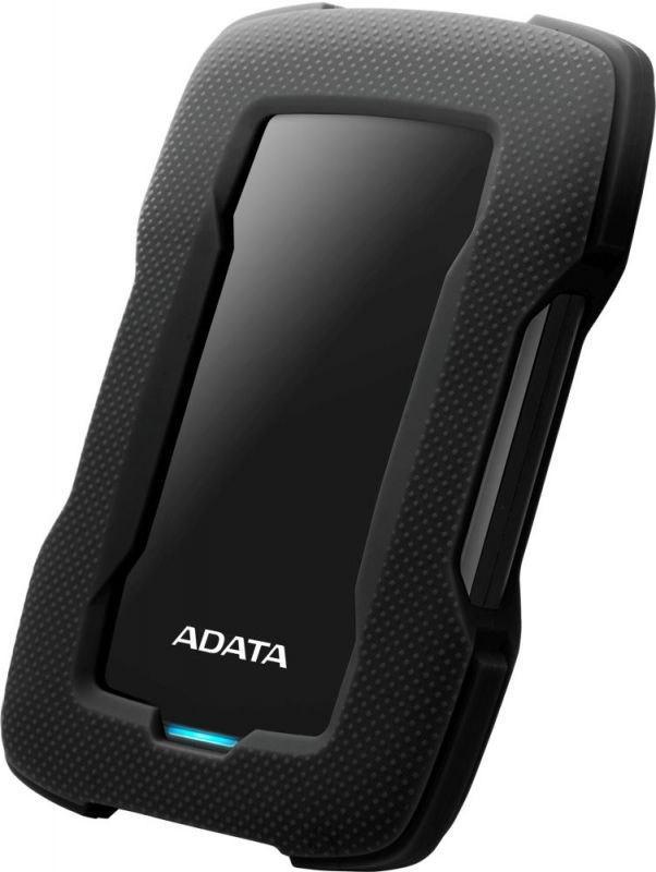 Внешний жесткий диск 2,5 4TB Adata AHD330-4TU31-CBK черный