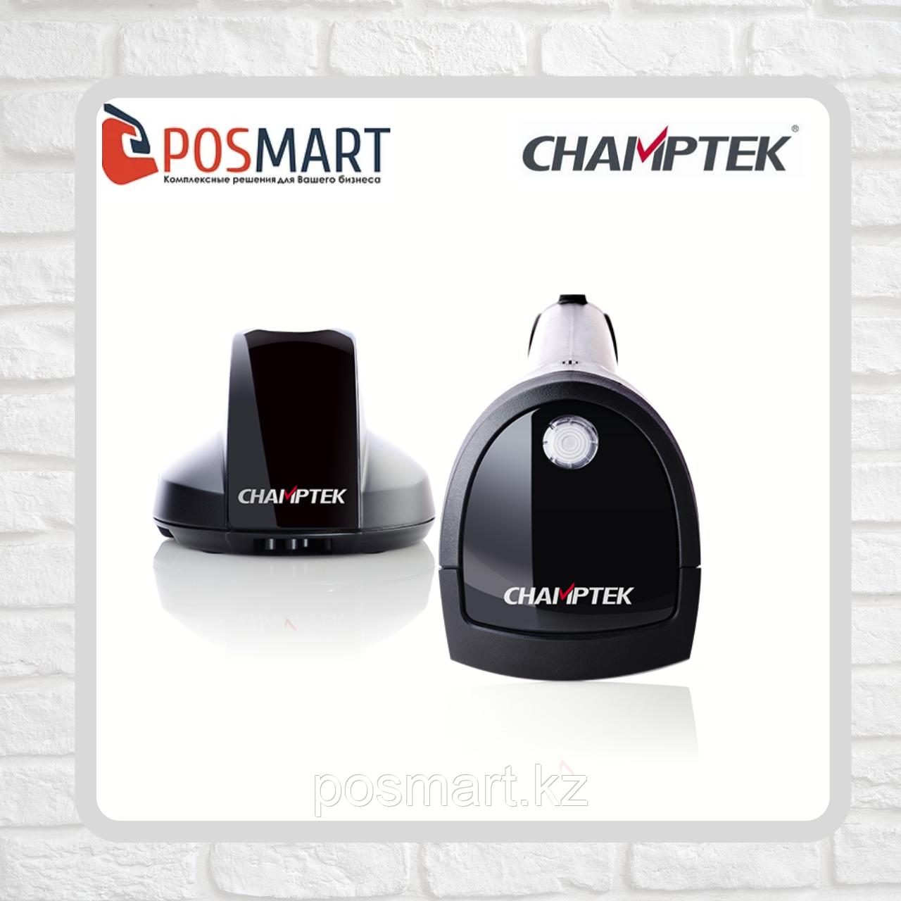 Безпроводной сканер штрих кода Champtek SG600BT