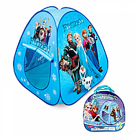 Детская палатка Холодное сердце