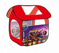 Детская игровая палатка Человек Паук, фото 1