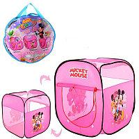 Детская игровая палатка Микки маус