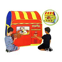 Детская игровая палатка Супермаркет и Почта