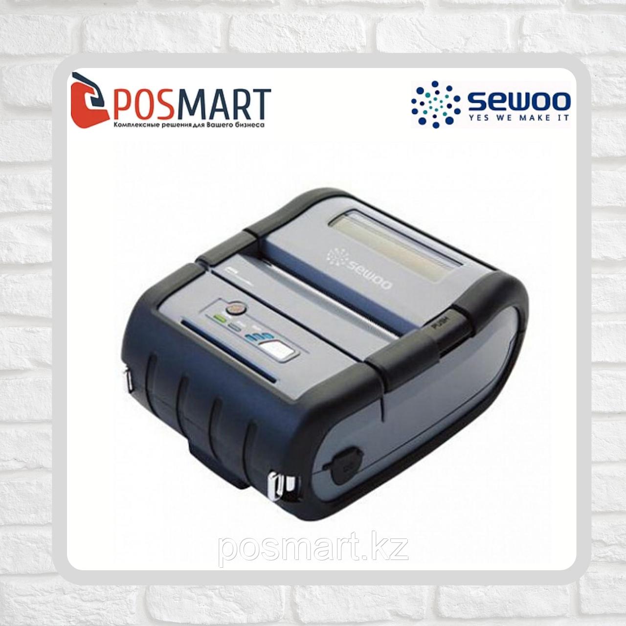 Мобильный принтер этикеток и чеков Sewoo LK-P30SW