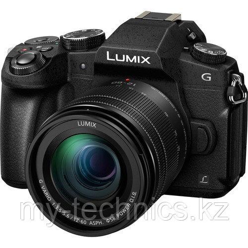 Panasonic Lumix DMC-G80 kit 12-60mm F3.5-5.6 ASPH (Меню на русском языке).