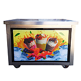 Фризер для ролл мороженого KCB-1Y Foodatlas (контейнеры, стол для топпингов, контроль температуры), фото 2