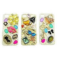 Чехол с бриллиантами на разные телефоны, фото 1