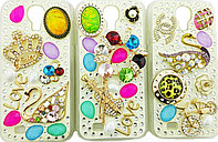 Чехол с бриллиантами на Samsung, фото 1
