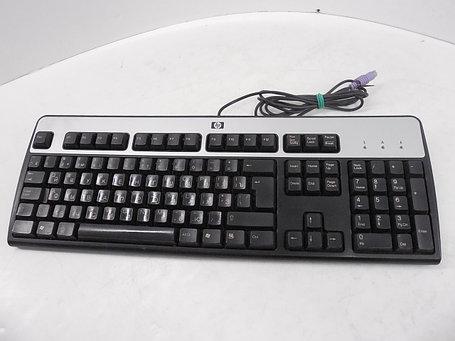 Клавиатура HP KB-0316 PS/2 Keyboard ru, фото 2