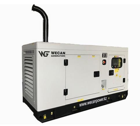 Дизельный генератор WE40S (30 кВт / 37.5 кВА)