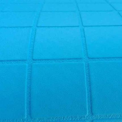 ПВХ мембрана Cefil.DWP RPL 150 165 URDIKE TESELA (синий мозайка 3D), фото 2