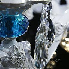 Люстра Классика 1777/6 BLUE, фото 2