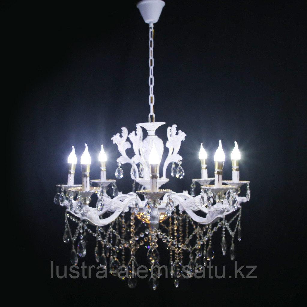 Люстра Классика 1777/8 GOLD