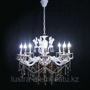 Люстра Классика 1777/8 GOLD, фото 2