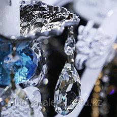 Люстра Классика 1777/10 BLUE, фото 3