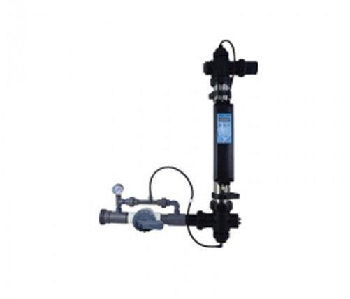 Система дезинфекции (лампы) 316L, 87W модель:NT-UV87-ТО (таймер, озонатор), фото 2