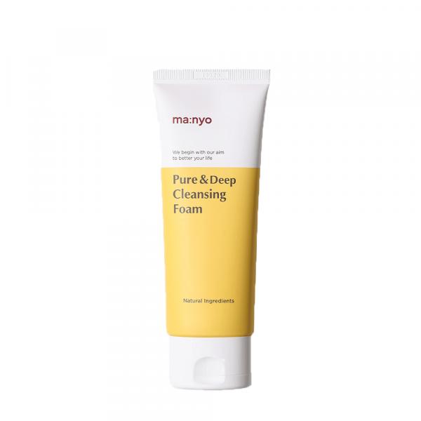 Пенка для умывания MANYO FACTORY Pure&Deep Cleansing Foam