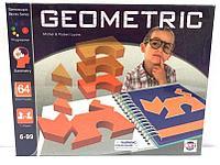 Развивающая игрушка головоломка Geometric