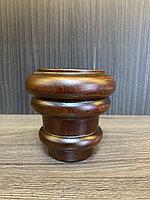 Ножка мебельная, деревянная. 10,5 см