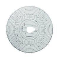 Диаграммные диски 100 км/ч (1 пачка)