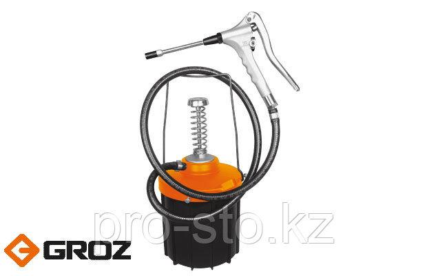 Портативная смазочная система с ножной накачкой GROZ GS/5 (GR44250)