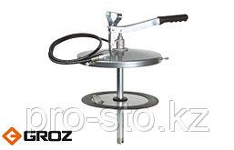 Помпы (насосы) механические для перекачки масла GROZ GFP/HP-03/PRO (GR44230)
