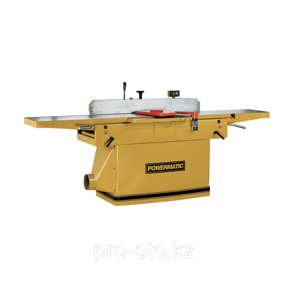 Фуговальный станок Powermatic с ножевым валом «helical», PJ-1696 HH