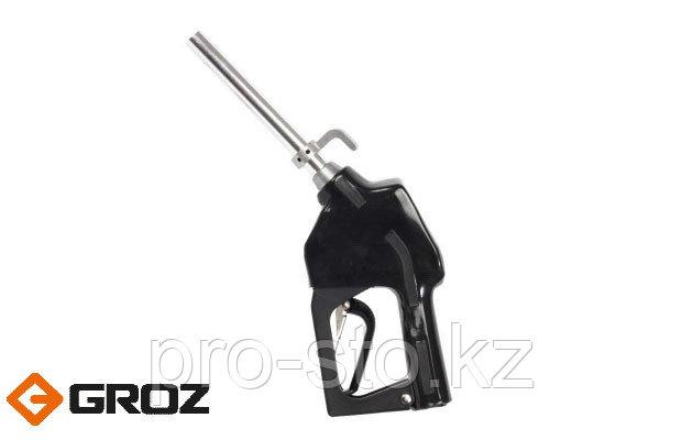 Автоматический топливораздаточный пистолет для бензина и дизеля GROZ FCN/3-4/N Арт. GR45570