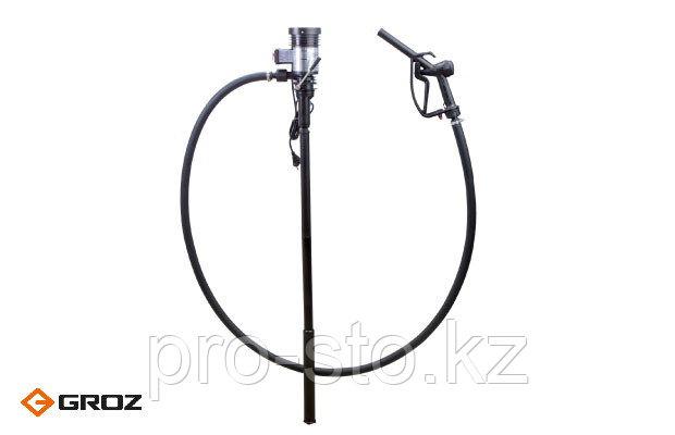 Электрический насос для перекачки топлива и масел  24V
