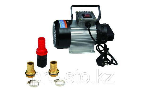 Насос для перекачки моторного масла 220 V с фильтром