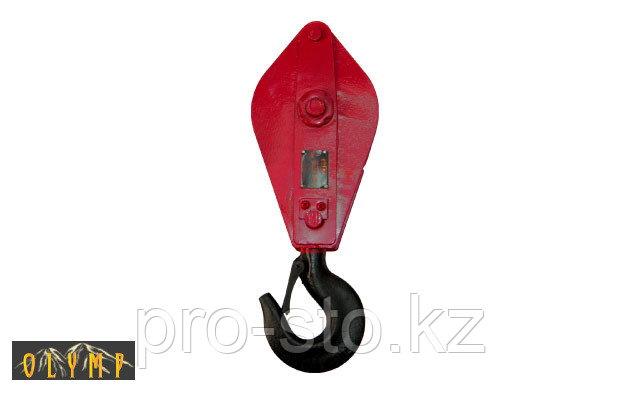 Отводной блок с крюком OLSH 1 т