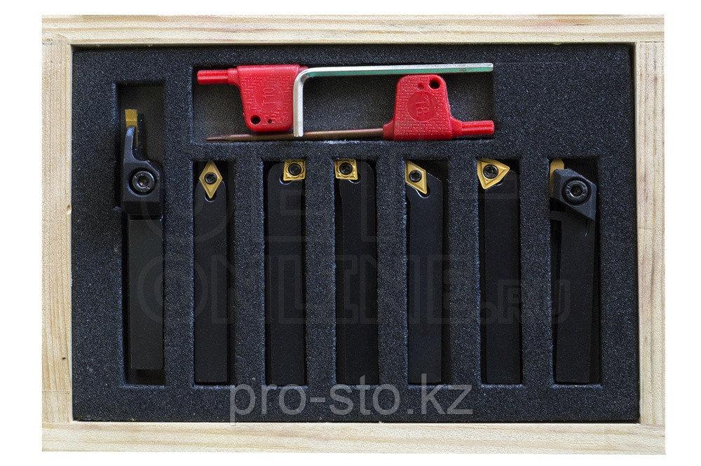 Набор из 7 резцов, 8х8 мм для JET BD-3/BD-7/BD-X7