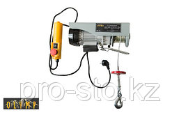 Таль электрическая канатная OLE 500/1000 кг