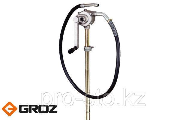 Роторный редукторный насос 3:1 для топлива