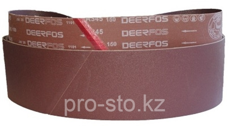 Шлифовальная лента 150 х 2260 мм 180G ( для EHVS-80, OES-80CS)