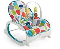 Кресло-качалка   Fitch Baby (вибро.,мелодия,дуга-игрушки), фото 5