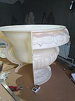 Форма из стеклопластика для вазона, фото 1