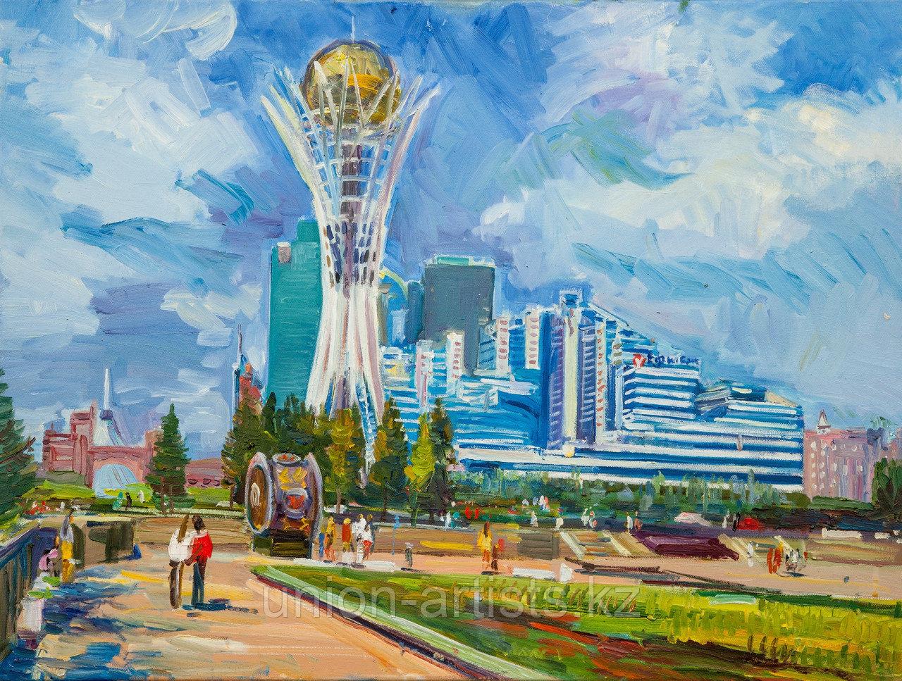 """Даутбаев Арсен """"Астана.Байтерек"""""""