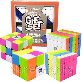 Набор кубиков-головоломок YJ Gift set