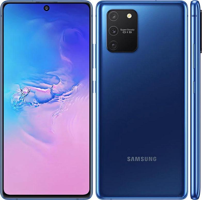 Samsung Galaxy S10 Lite Blue