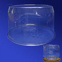 Kazakhstan Крышка к упаковке для торта d22х12,5см внутр 4800мл ПЭТ прозрачная 110 шт/кор ПР-Т-223К ПЭТ