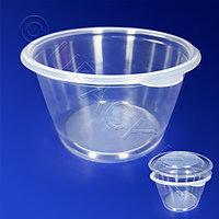 Kazakhstan Контейнер пластиковый 750мл PP прозрачный 14,4х8,4см