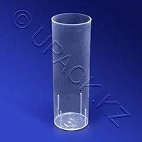 PAP STAR Стакан пластиковый PS 300мл прозрачный d6,0х15,0см 10 шт/уп для коктейля