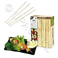 PAP STAR Шпажка для шашлыка из бамбука 0,3х20см 1000шт/уп