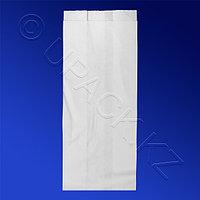 Россия Пакет бумажный 25,0х14,0х6,0см белый для выпечки жиростойкий 35гр/м2 100шт/уп