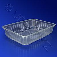 Kazakhstan Контейнер пластиковый 500мл PP прозрачный 18х13х3,5см