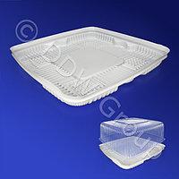 Kazakhstan Дно к упаковке для торта 31,6х31,6см PET внешн белое 80 шт/кор ПР-Т-240 ДШ ПЭТ